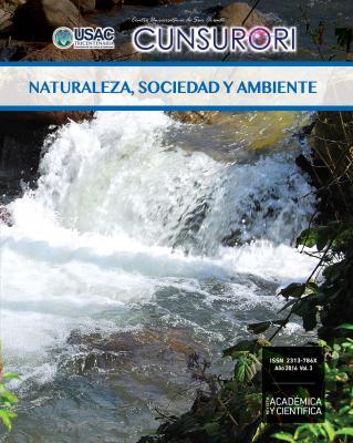 Ver Vol. 3 Núm. 1 (2016): Revista Naturaleza, Sociedad y Ambiente